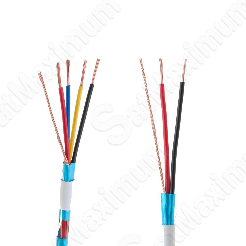 Outstanding 22 Gauge Shielded Wire Pictures - Electrical Diagram ...