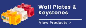 WALL PLATES KEYSTONES